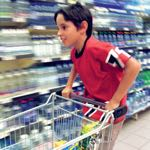 Grocery Shopping Habits: Food and Beverage Choices Foretell the Future, So Read the Carts