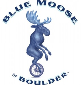 Blue Moose of Boulder LOGO