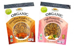 New England Natural Bakers Granola Clusters
