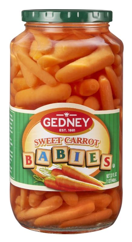 Gedney Sweet Carrot Babies 32oz