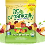 Go Organically Fruit Medley