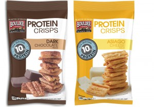 Boulder Canyon(R) Redefines the Snack Food Category Once More With Functional Food Snack Chip Featuring 10 Grams Of Protein (PRNewsFoto/Inventure Foods, Inc.)