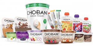 Chobani launches new product innovations in January 2015 to further grow the category (PRNewsFoto/Chobani LLC)