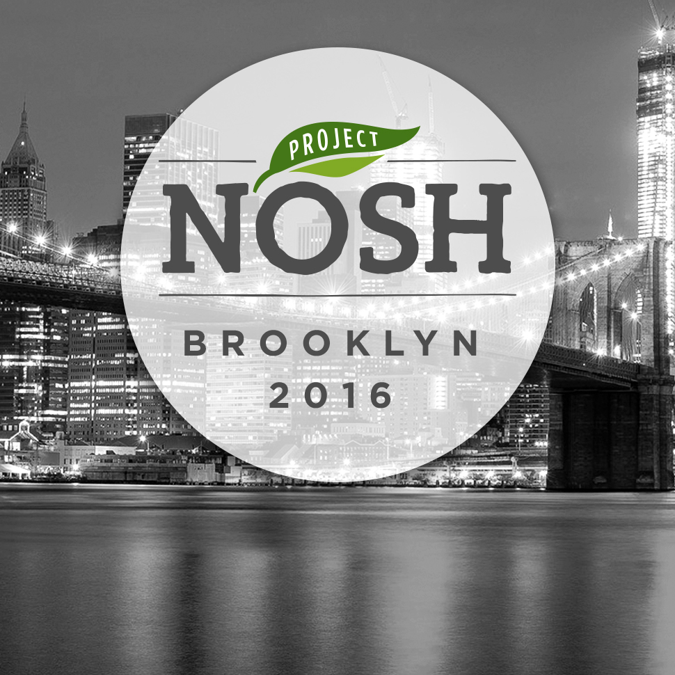 Announcing Project NOSH Brooklyn: June 8 at the Liberty Warehouse
