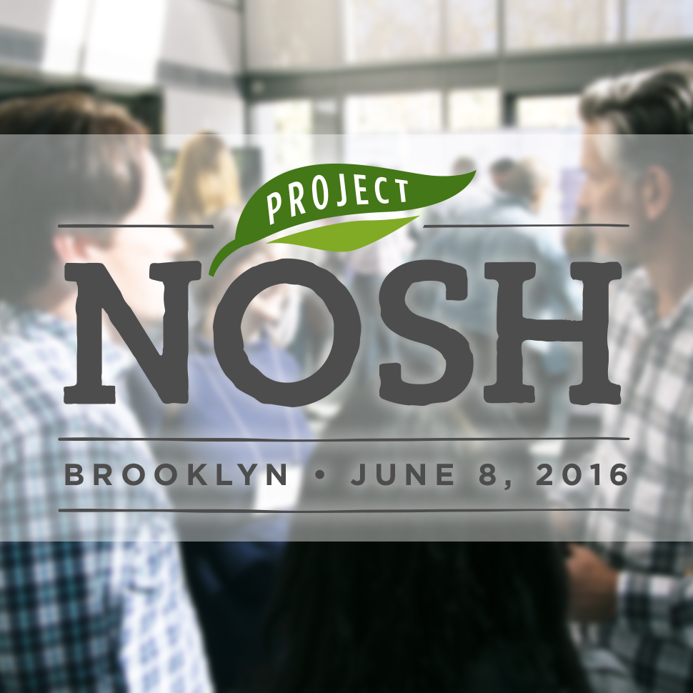 Evol, Sir Kensington's, Rhythm Superfoods Founders Highlight Initial Project NOSH Brooklyn Lineup