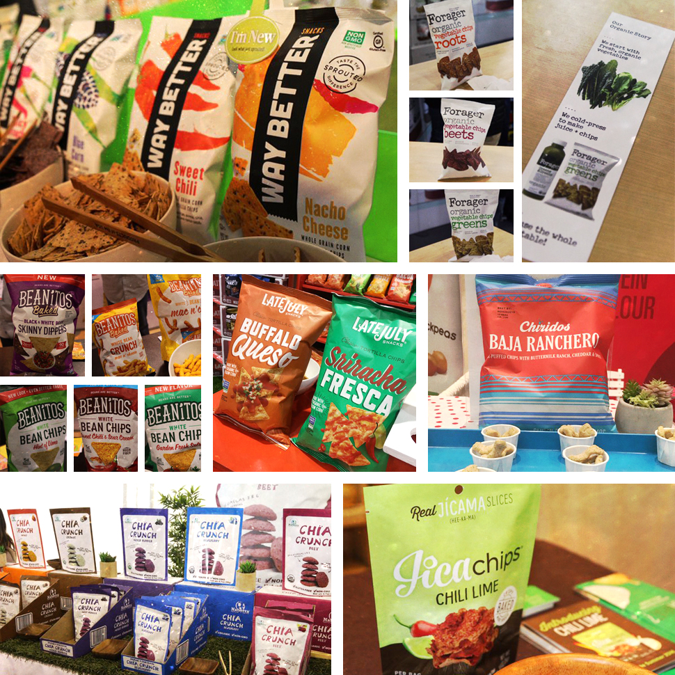 Healthy Snack Products Offer Consumers New Options