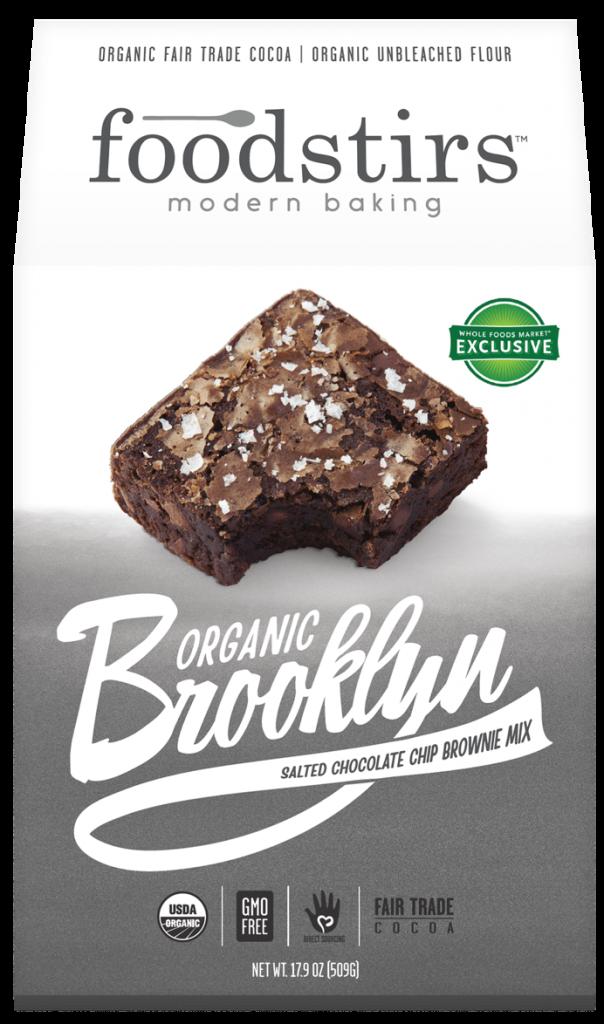 BK brownie retail