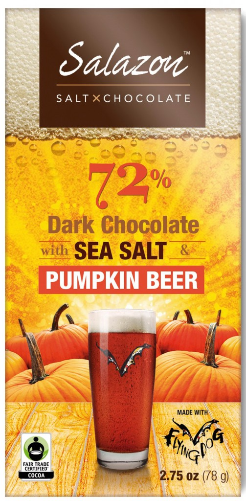 Pumpkin Beer chocolate