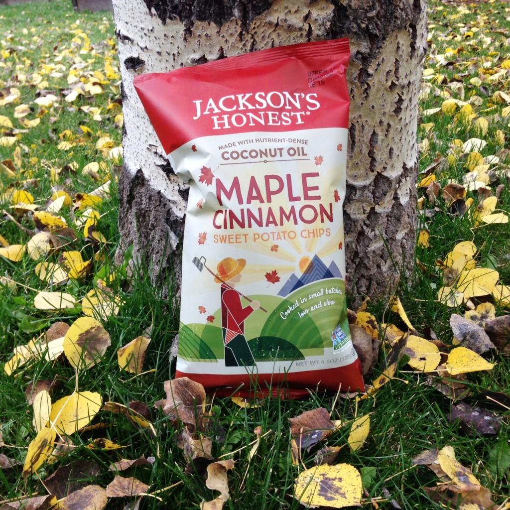 Jackson's Honest unveils new flavor: Maple Cinnamon Sweet Potato Chips