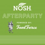 Network and Nosh at the Project NOSH L.A. Afterparty
