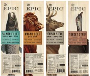 epic meat snacks