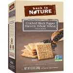 Back to Nature Launches New Lineup of Natural Cookies and Crackers
