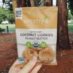 Emmy's Organics Introduces New Peanut Butter Coconut Cookies