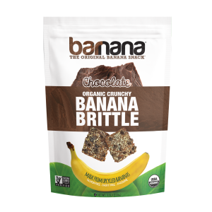 BARNANA - BANANA BRITTLE MOCK UP - CHOCOLATE PNG