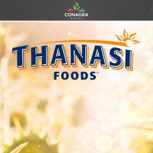 Thanasi Founder Talks Conagra Acquisition