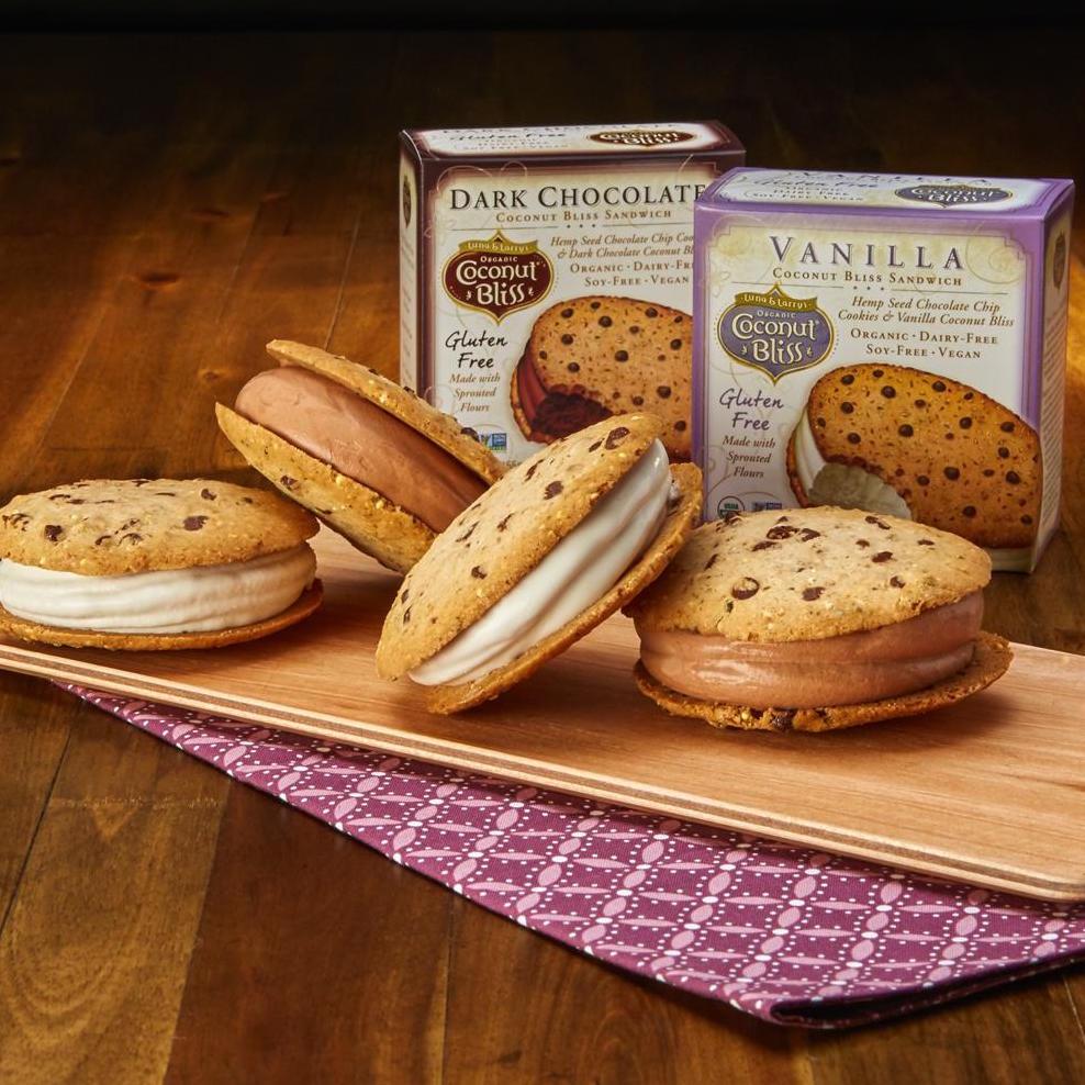 Luna & Larry's Coconut Bliss Announces Launch of Cookie Sandwich