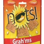 Nots! Snacks Launches Sunflower Grah'ms