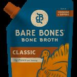 Bare Bones Launches New Classic Turkey Bone Broth