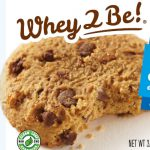 Whey 2 Be! Launches Cold-Pressed Whey Protein Cookies
