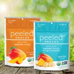 Peeled Snacks Raises Capital for Produce Derived Snacking