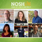 NOSH Live: Agendas Announced Including 2X's Andy Whitman, Tate's Maura Mottolese