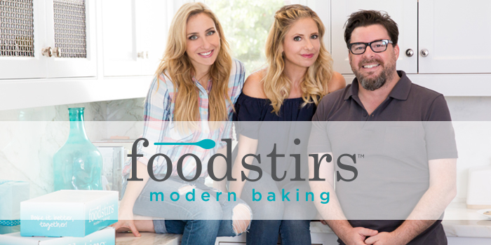 Just Over A Year After Launching Into Brick And Mortar Retailers, Baking  And Breakfast Mix Line Foodstirs Has Validated Its Recipe For Success, ...