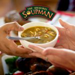 How The Original Soupman Turned 'No Soup For You' Into 'Soup For All'