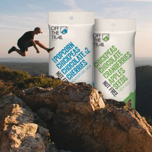 Halfpops Aims To Take on Trail Mix with Off the Trail Launch