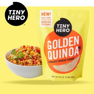 Expo West 2018 Video: Tiny Hero Seeks Huge Gains for Quinoa
