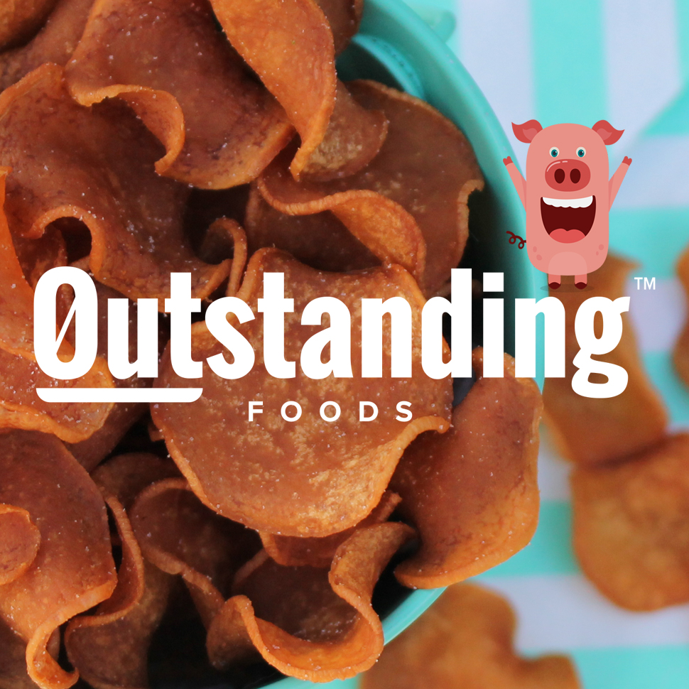 Pig Out Launches With Plant-Based Bacon Chips