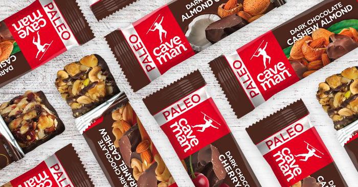 Caveman Food Bars : Former starbucks exec joins caveman foods as ceo project nosh