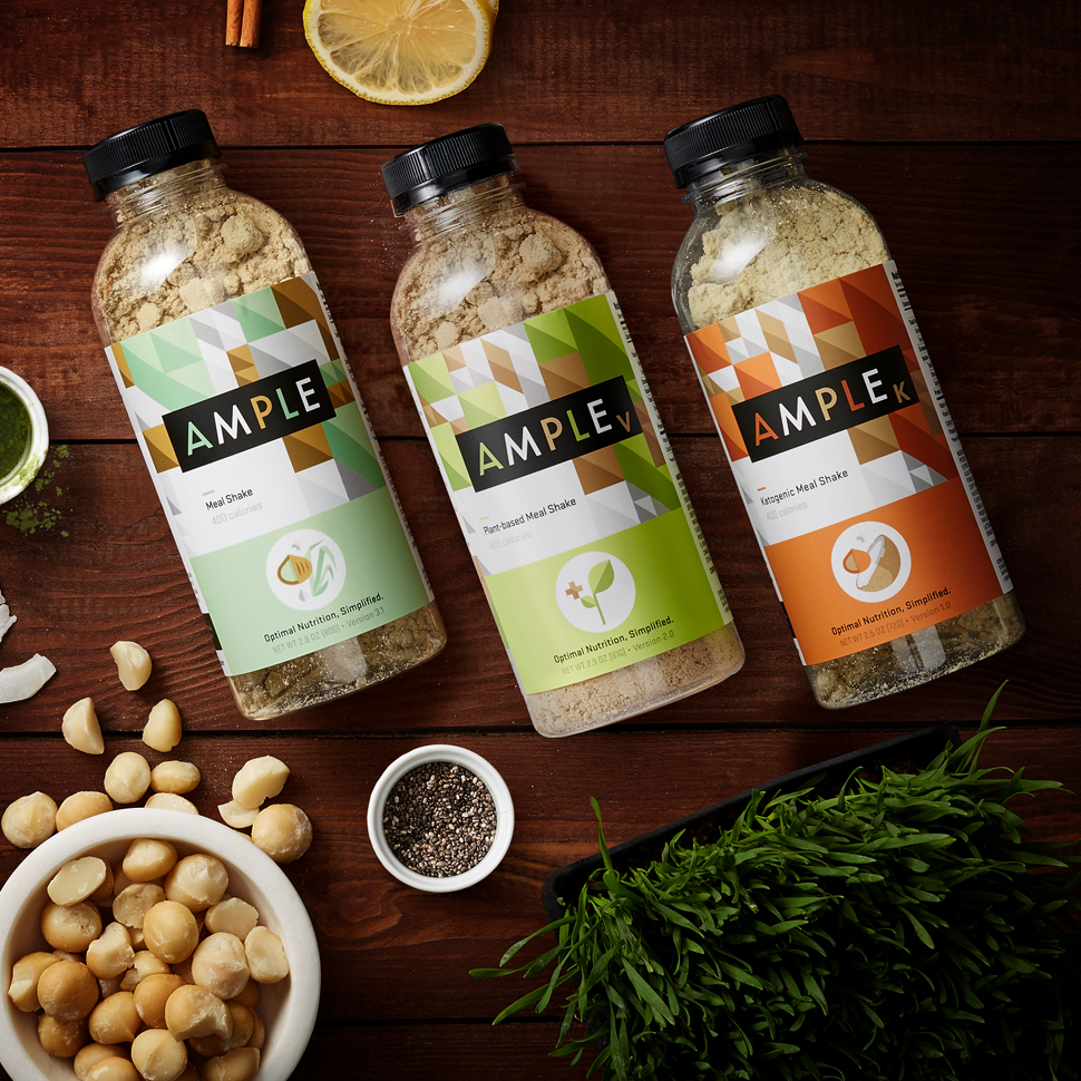Ample Foods Raises $2M