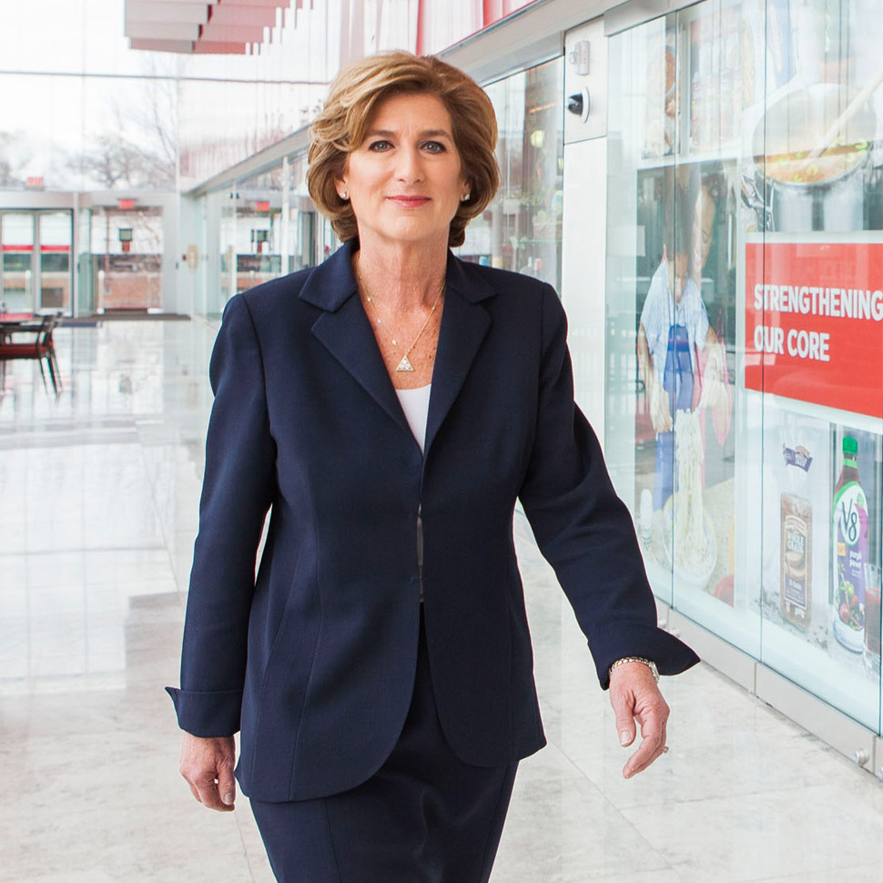 The Checkout: Campbell Soup CEO Steps Down