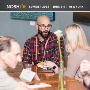 Skip the Mistakes with NOSH Live Boot Camp, June 3 in NY