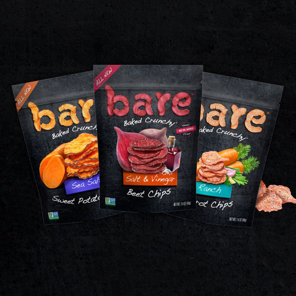 PepsiCo to Buy Bare In Snacking Play