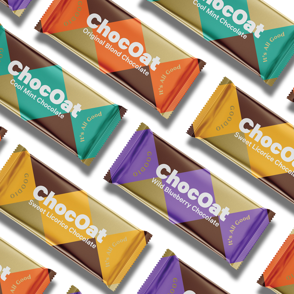 Goodio to Bring Dairy-Free Oat Chocolate to U.S.