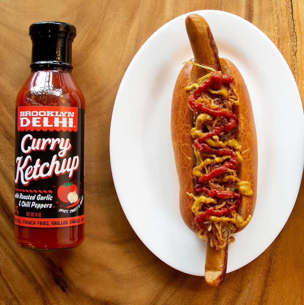 Brooklyn Delhi Creates Curry Ketchup for Whole Foods; R.e.d.d. Joins Peet's