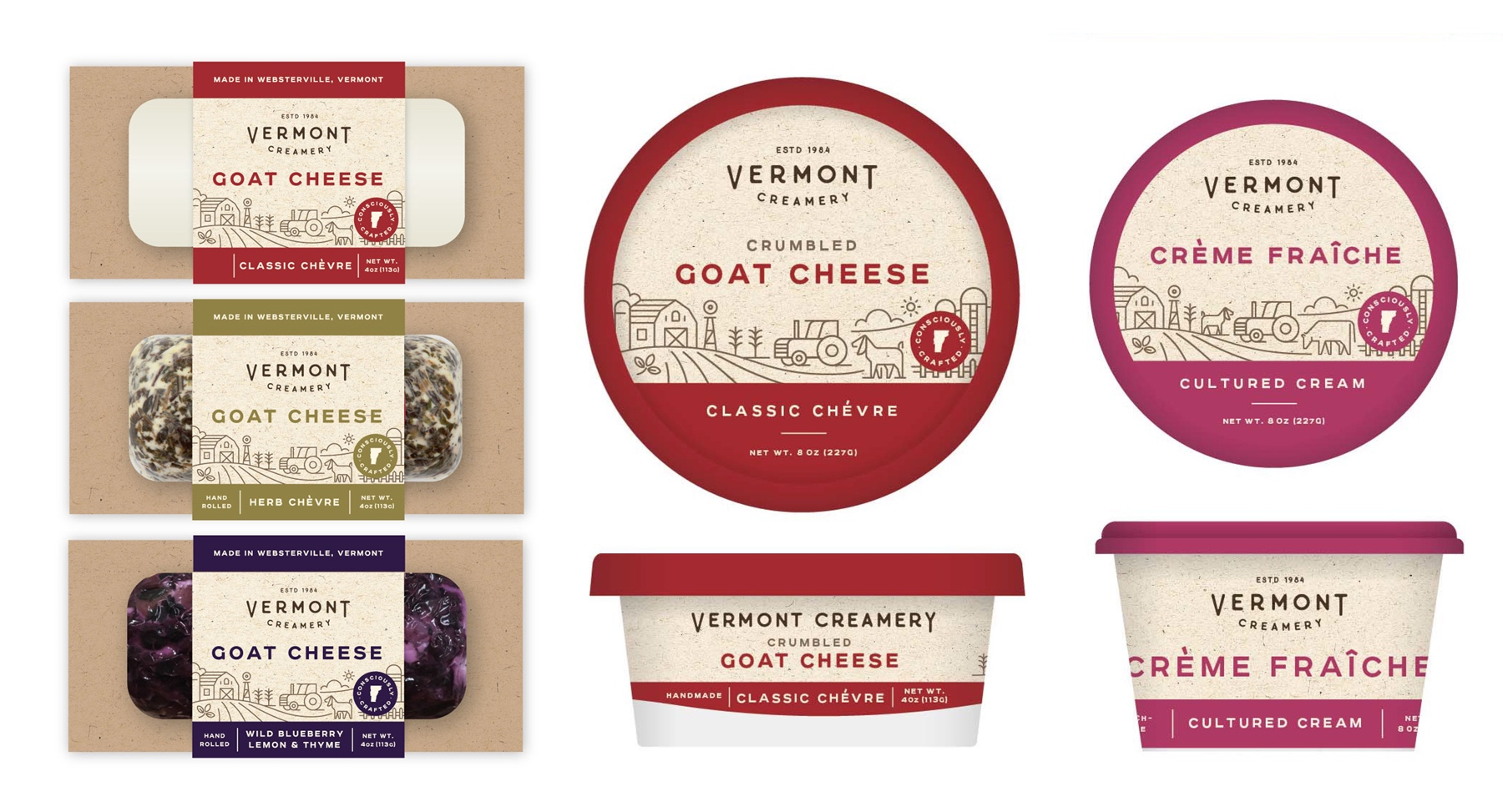 After: Vermont Creamery