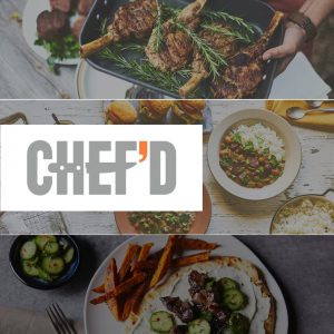 Chef'd is Latest Meal Kit to be Chopped