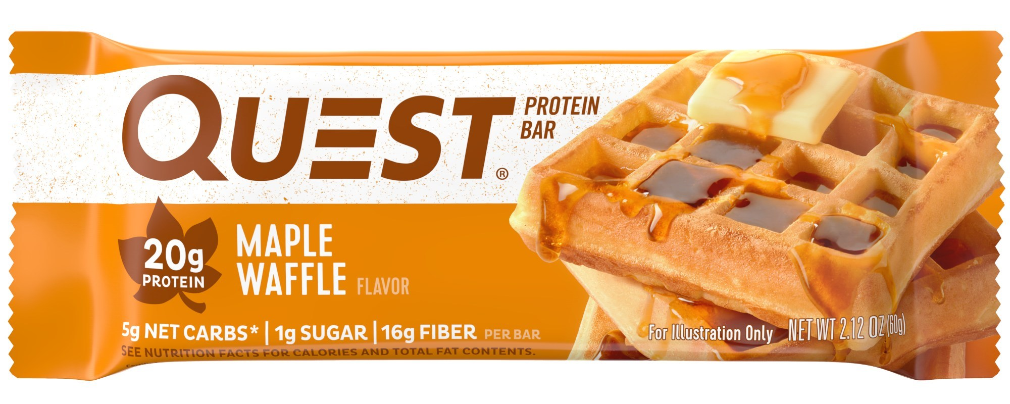 Maple Waffle Protein