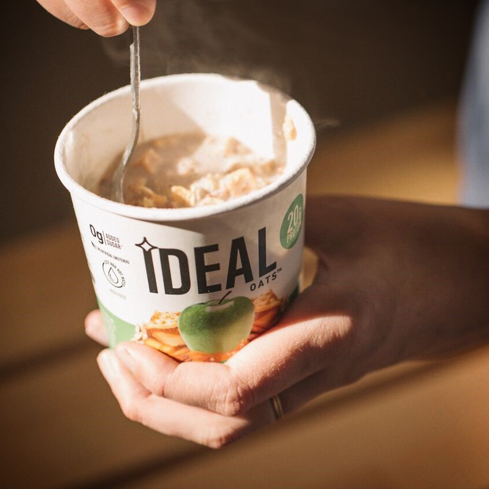 Ideal Oats Founder: We Aim to be Halo Top of Cereal Set