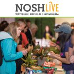 NOSH Live Sampling Experience + Expo Returns on Day 1