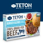With New Burger, Beef Brand Teton Waters Encourages Consumers to Eat More Plants
