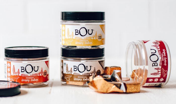 BOU Closes Round of Funding to Up Marketing, Assortment and