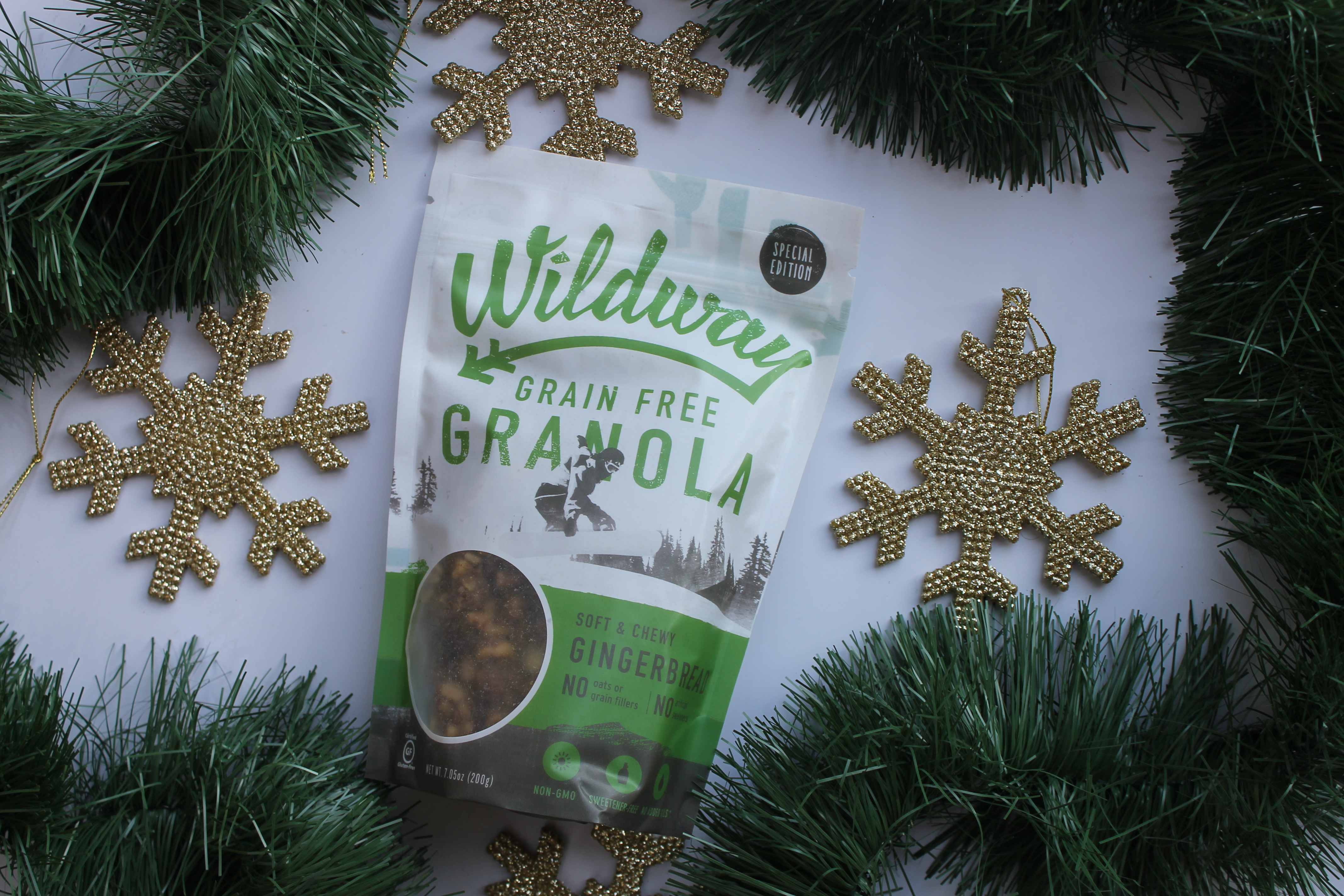 Wildway Gives Back with Charitable Line of Seasonal Granolas
