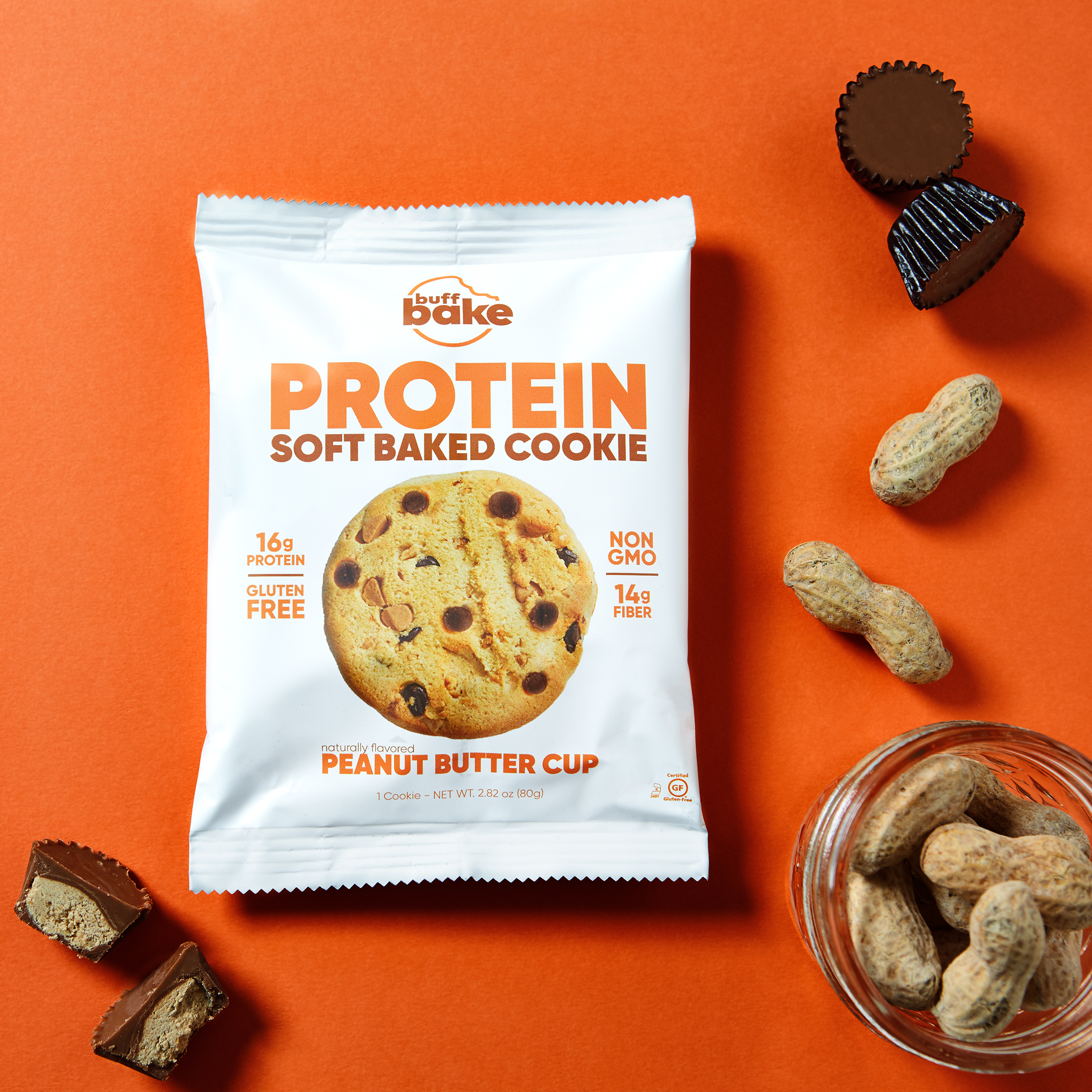 BUFF BAKE TAKES COMPANY VISION TO NEXT LEVEL, FUELED BY A PRODUCT AND MARKETING REBRAND BUILT ON SIMPLICITY