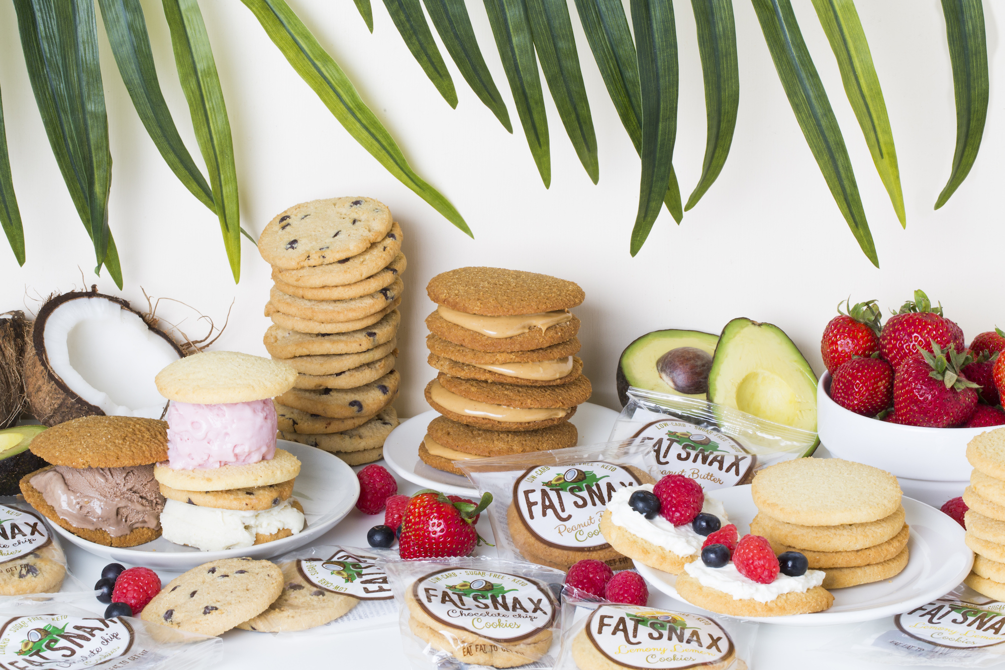 Keto Cookie Startup Fat Snax Launches Into Retail
