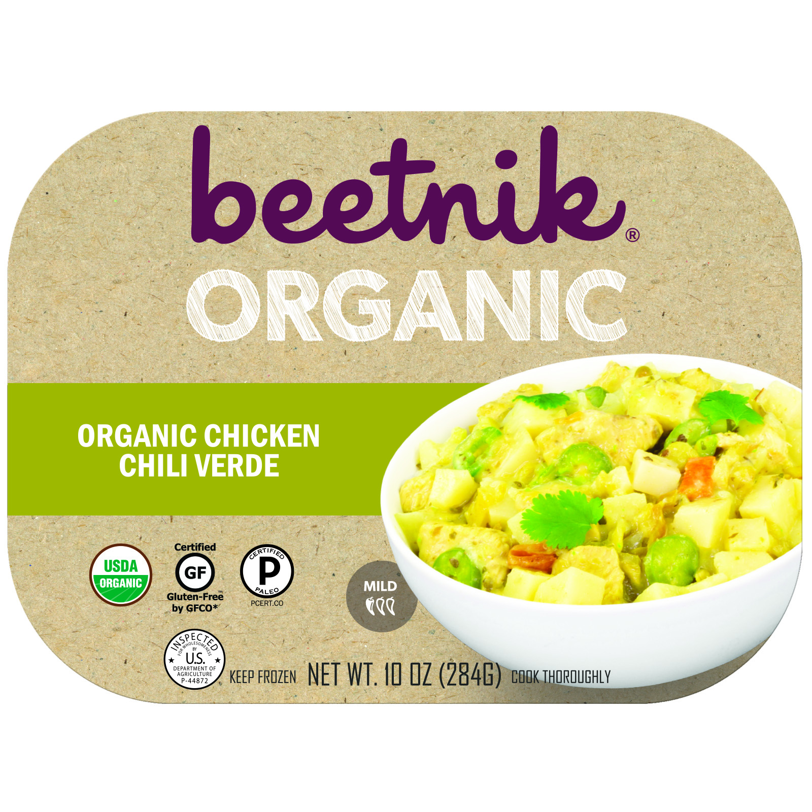 Organic Frozen Food Brand Introduces Two New Flavorful Varieties