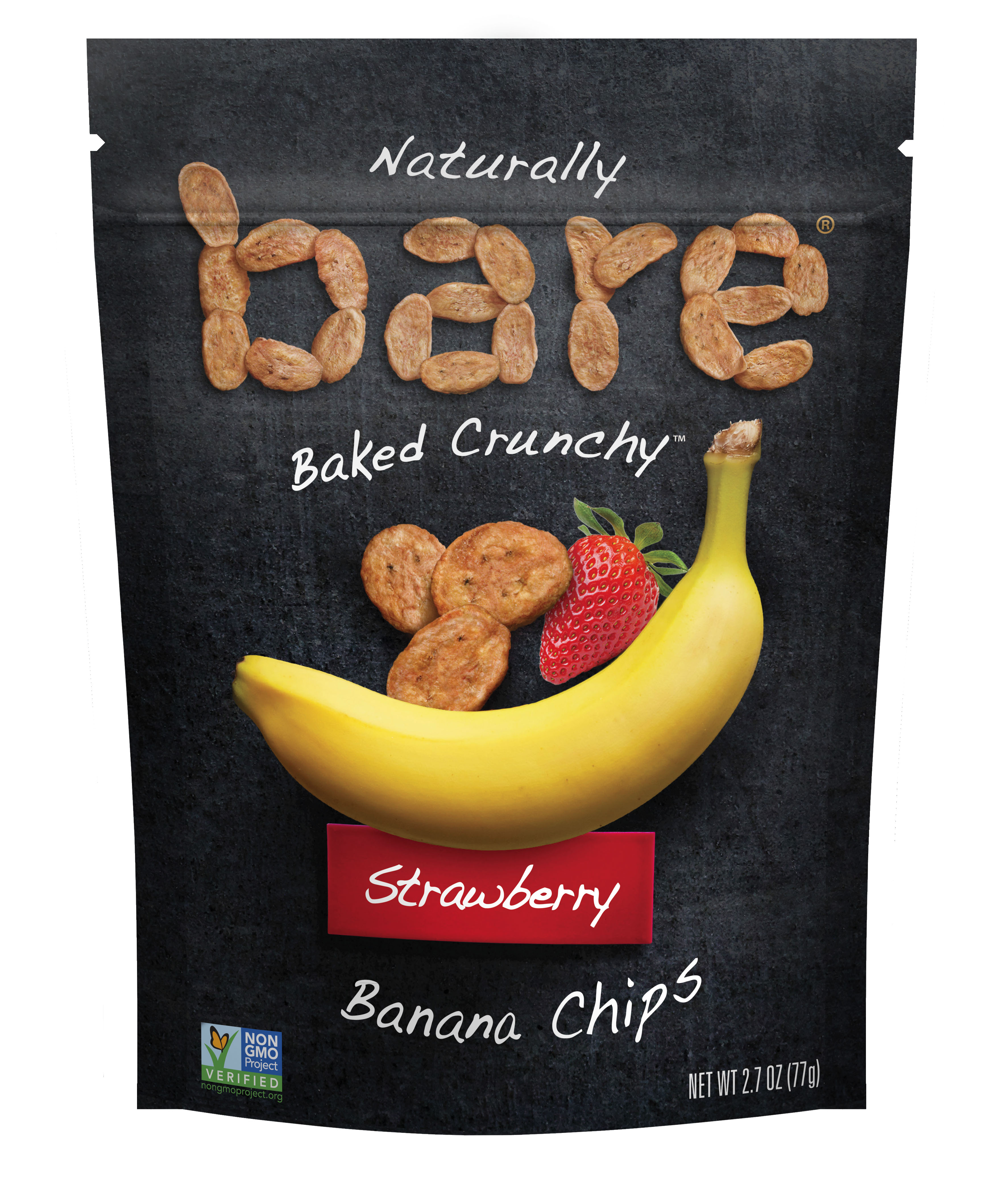 Bare Snacks® Launches New Twist on Classic Combo with Strawberry Banana Chips