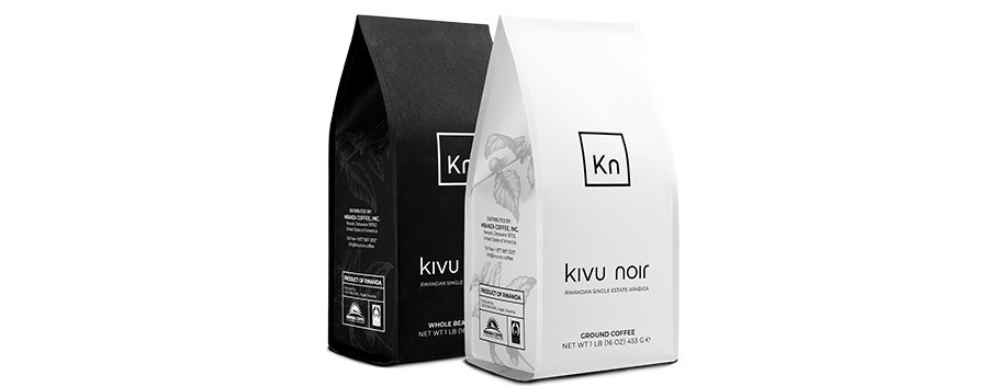 Rwandan Bourbon Arabica coffee blends